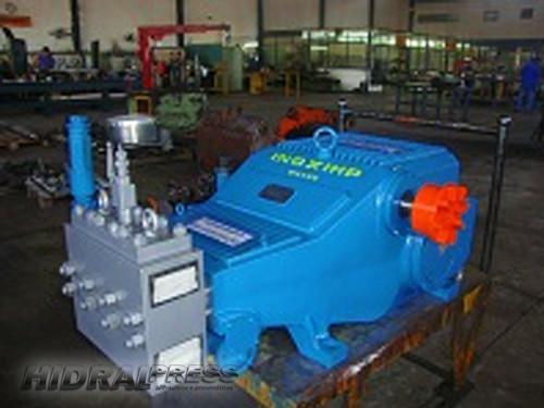 Conserto de bomba hidraulica