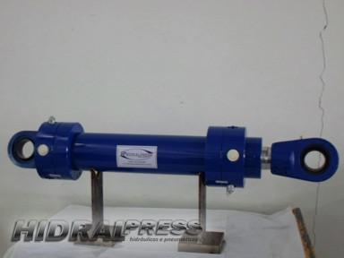 Conserto de cilindro hidraulico