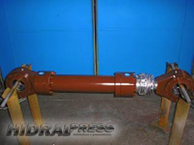 Fabrica cilindro hidraulico