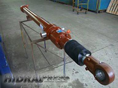Fabrica de cilindros