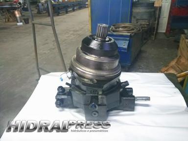 Reparo motor hidraulico