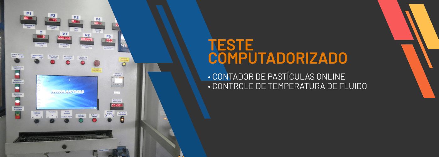 Teste de Computador