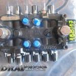 Reparo de comandos hidraulicos